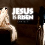 Mark 16:1-8 Jesus Is Risen