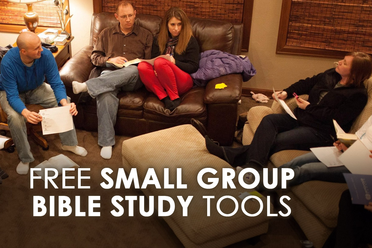 Free Small Group Bible Study Tools