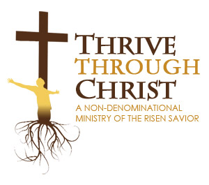 Thrive Through Christ Ministries Logo