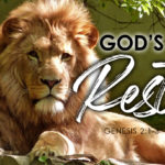 Genesis 2:1-3 God's Rest